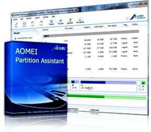 AOMEI Partition Assistant Crac